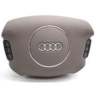 OEM Audi A4 Quattro S4 Convertible Gray Beige Driver Air Bag 8P0880201BN42R