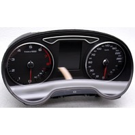 OEM Audi A3 Speedometer Head Cluster KPH 8V0920870G