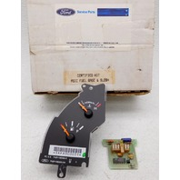 New Old Stock OEM Ford Mustang Fuel and Temp Gauge F5ZZ-9305-A