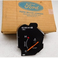 New Old Stock OEM Ford Thunderbird Temperature Gauge E9SZ-10883-A