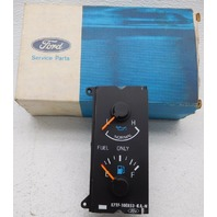 New Old Stock OEM Ford Bronco Fuel and Oil Gauge E7TZ-9280-D