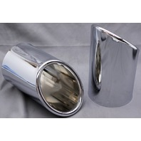 OEM Audi Q7 Exhaust Tips Finishers 4L0 071 060