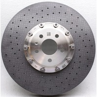 OEM Audi S8 Left Driver Carbon Ceramic Rotor 4H0-615-301-AM
