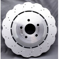 Non-US Market OEM Audi RS5 Rear Brake Disc Rotor 4G0-615-601