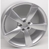OEM Audi S7, S8 21 inch Wheel Nicks Scratches 4H0 601 025 BA
