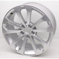 "OEM Audi Q5 18"" Alloy 5-Double Spoke Wheel 8R0-601-025-BM Scratches & Edge Ding"