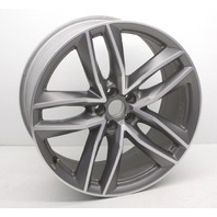 "OEM Audi Q7 21"" Alloy 5-Double Spoke Design Rim Wheel 4M0601025S"