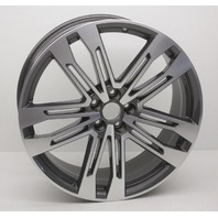 "OEM Audi SQ5 21"" Alloy 5-Double Spoke Design Rim Wheel 80A601025AC"