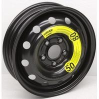 OEM Hyundai, Kia Elantra, Forte, Veloster 15 inch Spare Wheel 52910-B0900