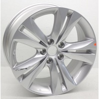 OEM Hyundai Genesis Coupe 18 inch Wheel Scratches 52910-2M030