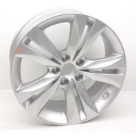 "OEM Hyundai Genesis Coupe 18x8"" Rear Alloy Wheel 52910-2M030 -Scuffs & Scratches"