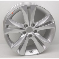 "OEM Hyundai Genesis Coupe 18x8"" Rear Alloy Wheel 52910-2M030 -Gouges & Scratches"