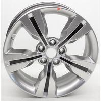 OEM Hyundai Veloster 18 inch Wheel Scratches 52910-2V250