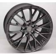 "OEM Genesis G80 19"" Gray 10-Spoke Front Wheel 52910-B1290 - Nicks & Scratches"
