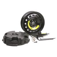 """OEM Hyundai Veloster 16x4"""" Spare Wheel Kit 4CF40-AC960"""