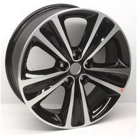 """OEM Kia Sportage 18x7"""", 5 Spoke, Alloy Wheel w/Black Accent 52910-3W735"""