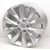 OEM Kia Optima 17x7 10 Spoke Alloy Wheel 52910-D5210