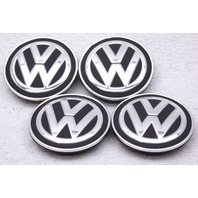 OEM Volkswagen Atlas Tiguan Beetle Golf Passat Wheel Center Cap Set of 4