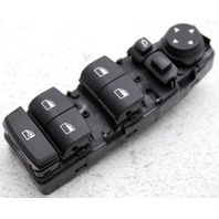 OEM BMW 3-Series 4-Series 6-Series M and X Left Driver Door Master Switch