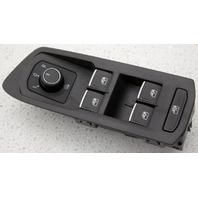 OEM Volkswagen Atlas Driver Door Master Switch 3CN 867 255 Black