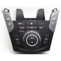 OEM Hyundai Santa Fe Temp Control Marks 97250-4Z4014X
