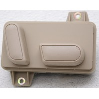 OEM Audi S6 Right Passenger Side Power Seat Switch 4B0 959 766 1RS Beige