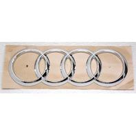 OEM Audi Q3 Rear Gate Emblem 8U08537422ZZ