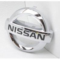OEM Nissan Xterra Grille Emblem 62890-EA000