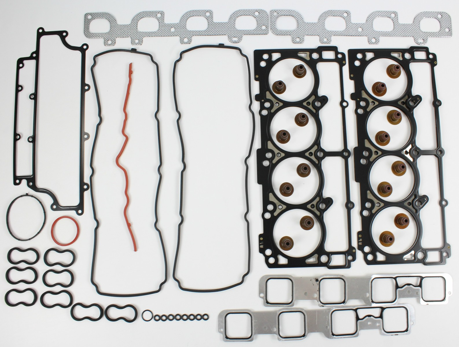 Dodge Head Gasket Set with Head Bolts 06-09 Challenger Charger Magnum 6.1L HEMI