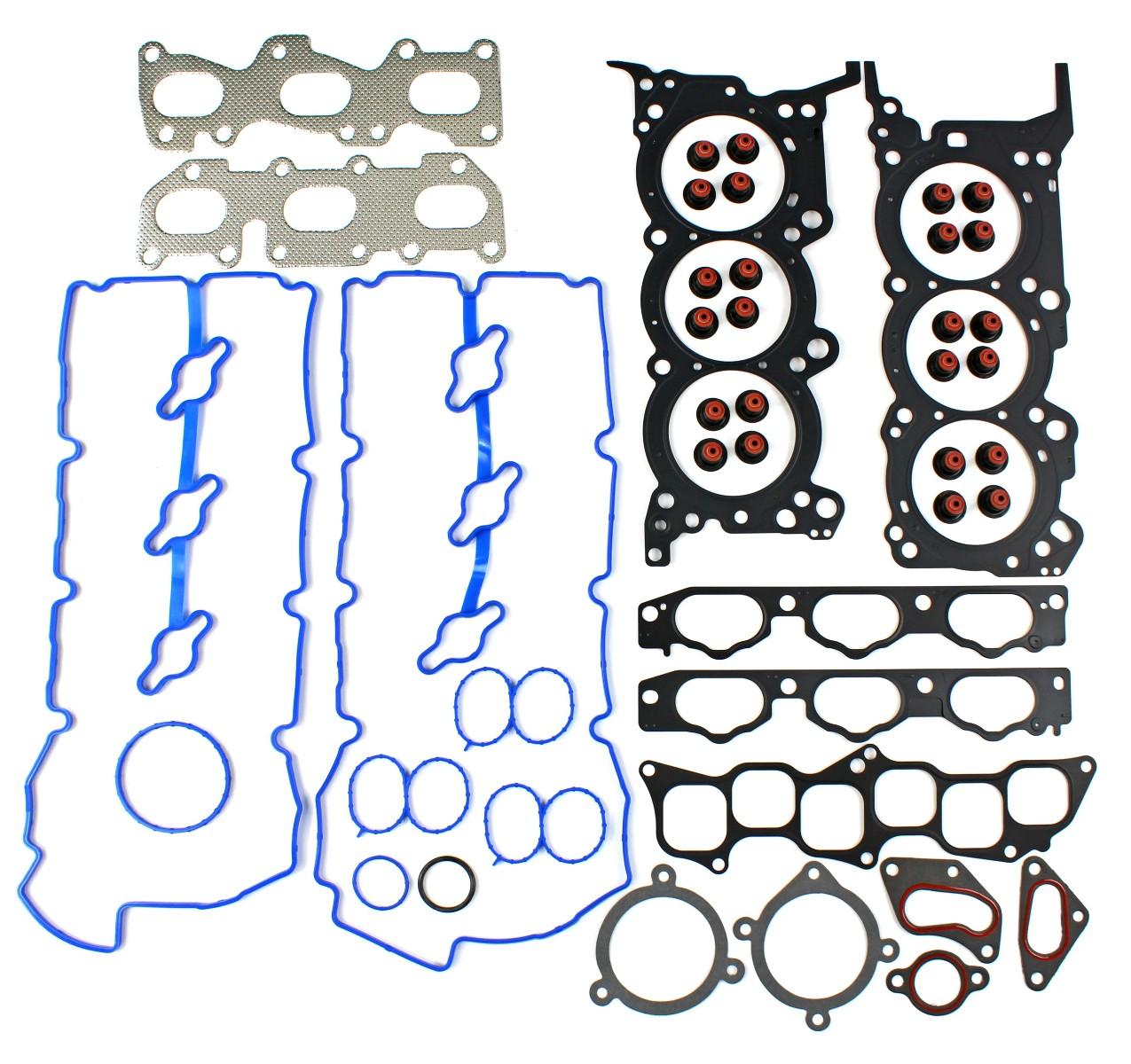 Head Gasket Set for 06-04//20//07 Hyundai Kia Sedona Sorento 3.8 DOHC G6DA