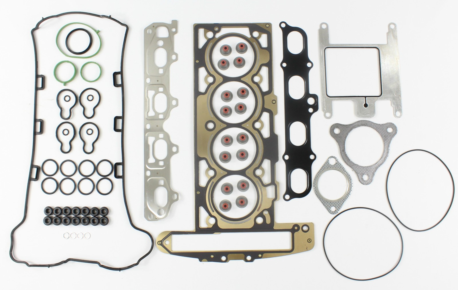 New FelPro complete Perma Torque 283 302 and the 327 CI S//B Chevy gasket set