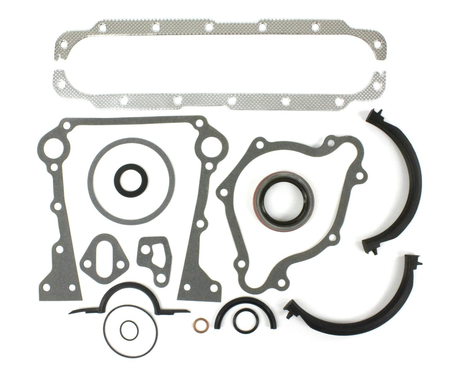DNJ LGS1110 Lower Gasket Set For 87-91 Dodge B150 B250 3.9L V6 OHV 12v
