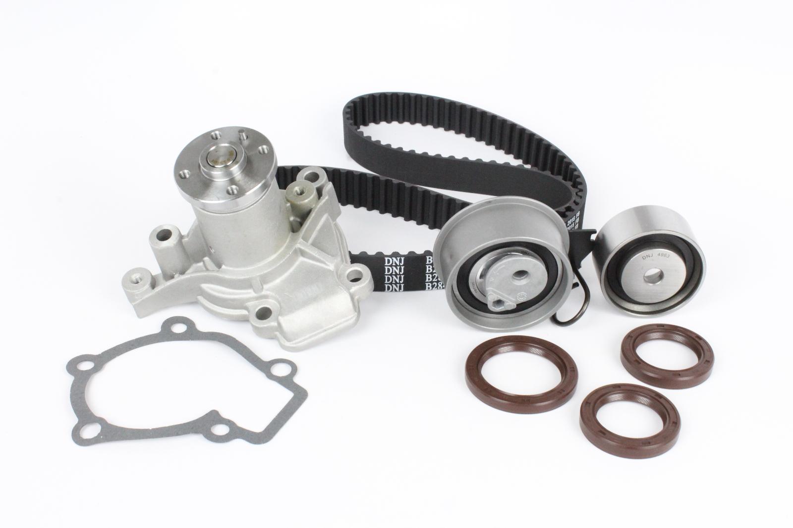 Timing Belt Kit Water Pump Fits 2007-2009 Hyundai Elantra Tucson Tiburon  2.0L | eBay | Hyundai Timing Belt |  | eBay