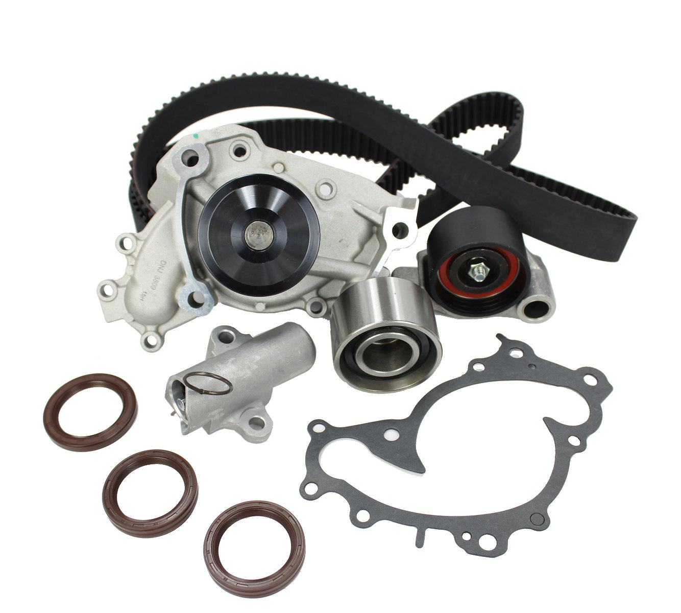 Timing Belt Kit >> Details About Dnj Engine Components Timing Belt Kit With Water Pump Tbk960awp