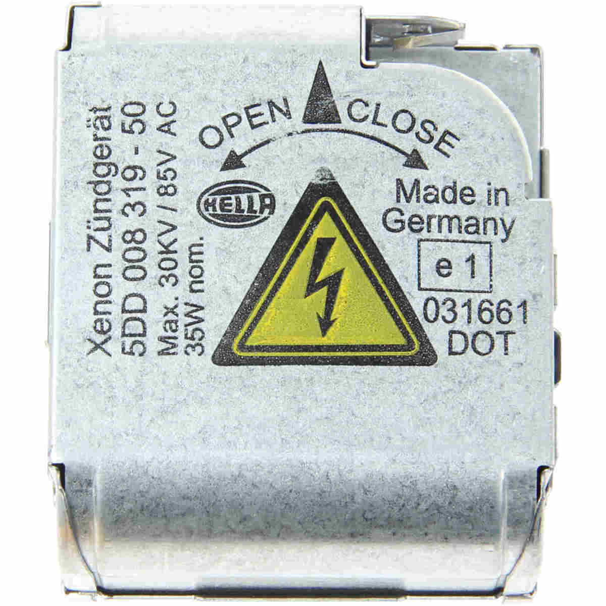 HELLA 5DD 008 319-501 Ignitor gas discharge lamp