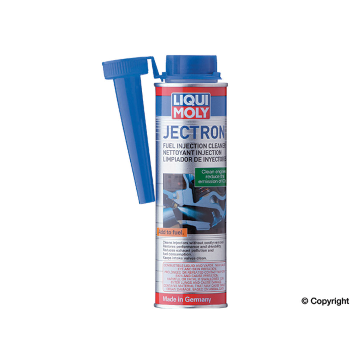 Fuel Injector Cleaning Cost >> Details About Liqui Moly Jectron Fuel Injection Cleaner 300ml 2007