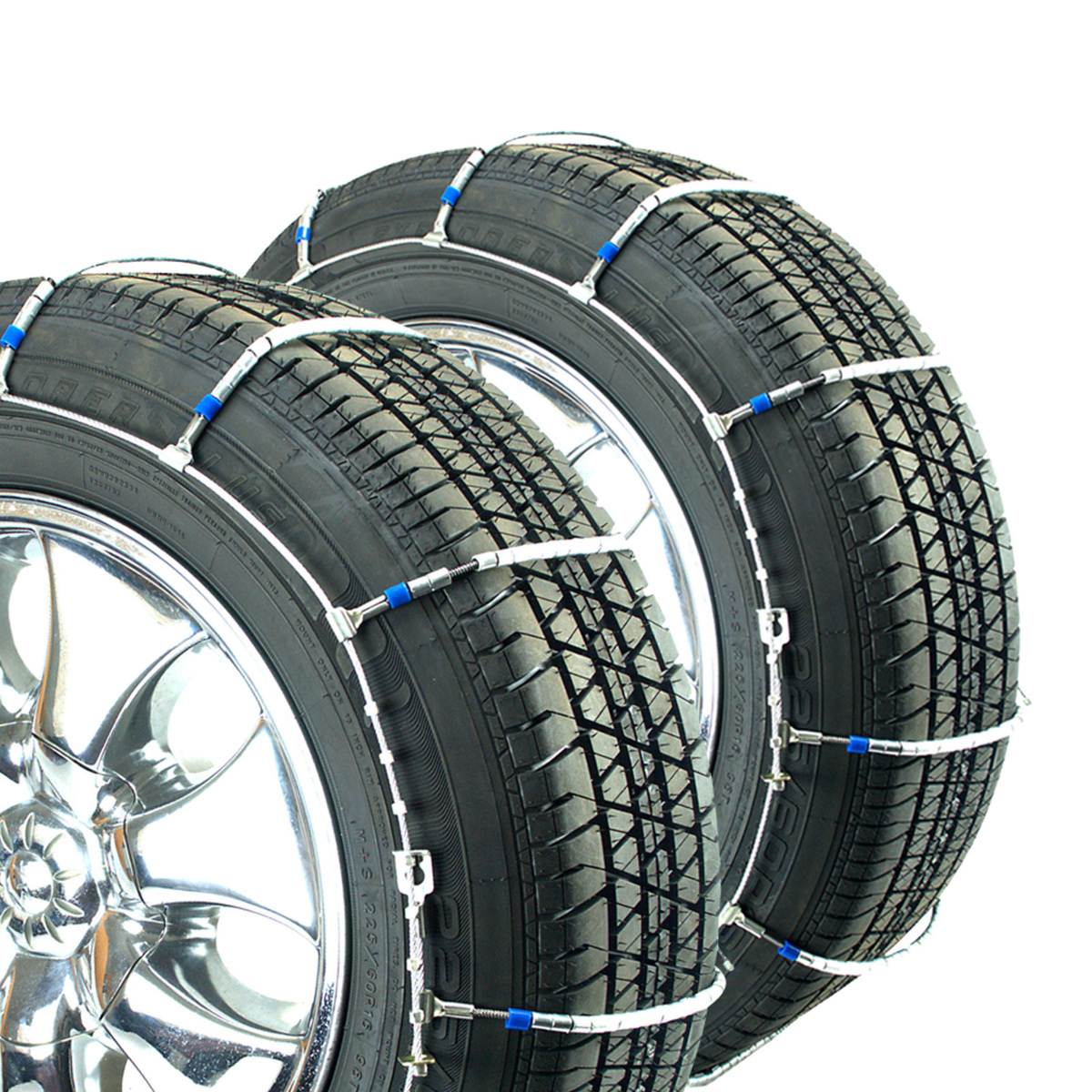 Details About An Penger Cable Tire Chains Snow Or Ice Covered Road 8 29mm 225 65 17