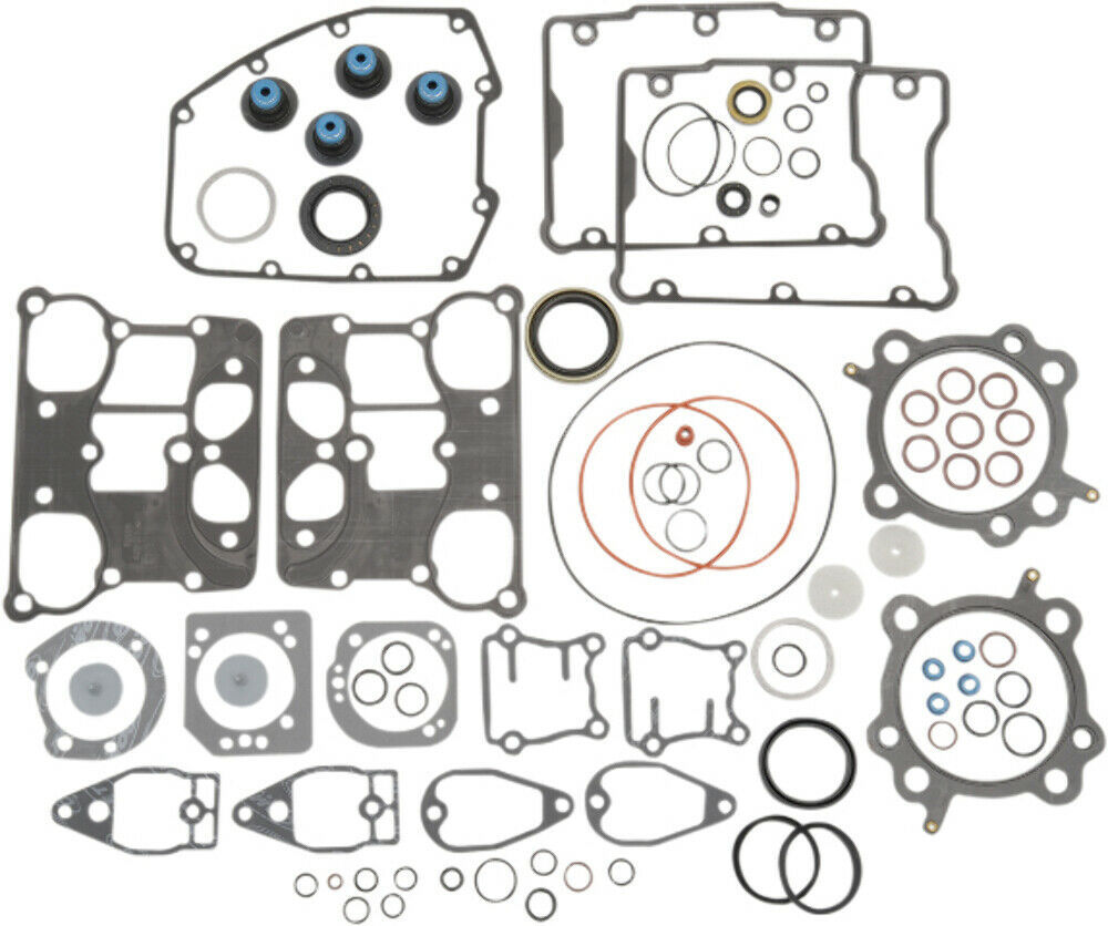 """Harley 99-06 Twin Cam Motor Only EST Gasket Kit 3.875"""" Bore - Cometic C9892"""