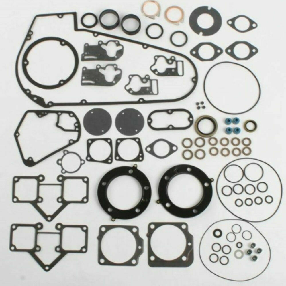 Complete Gasket Set for 74 in. and 80 in. Shovelhead 4-Speed - Cometic C9964