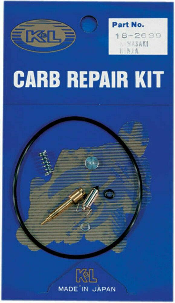 Kawasaki H1 500 1969-72 Carburetor Repair Kit - K&L 18-2449