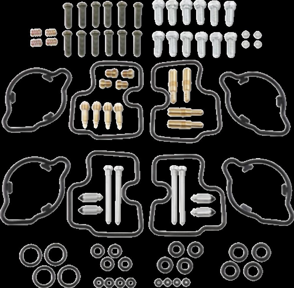 Carburetor Repair Kit for 1994 - 2003 Honda VF750C Magna