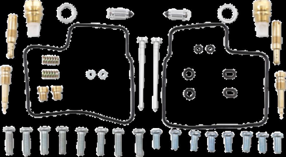 Carburetor Repair Kit for 1999 - 2000 Honda VT750C Shadow