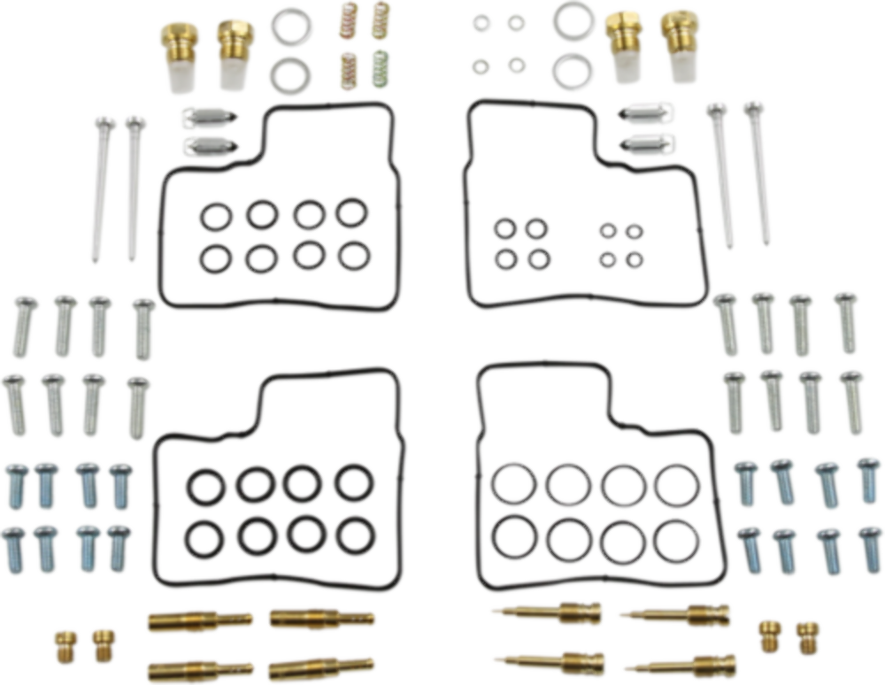Carburetor Repair Kit for 1997 - 2002 Honda ST1100 / ST1100A