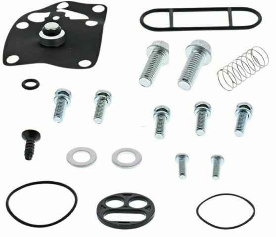 Suzuki Vinson Ozark Quad Sport Z Fuel Tap Petcock Rebuild Kit - Moose 0705-0479