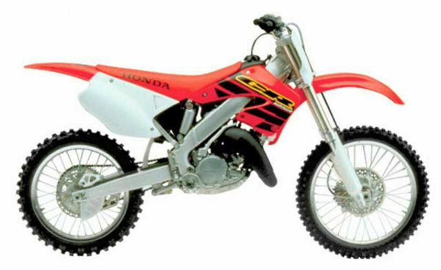 Moose Exhaust Pipe Springs /& Gasket Kit For 1990-2000 Honda CR125R CR 125R 125 R