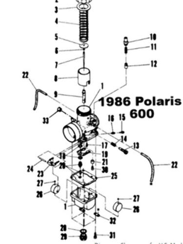 Yamaha Raptor 660 Carburetor Adjustment