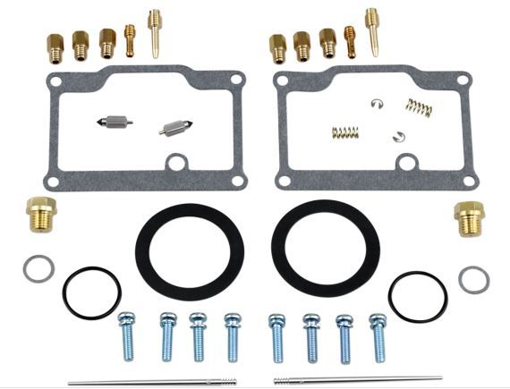Polaris Snowmobile VM34 Carburetor Rebuild Kit - Parts Unlimited 1003-1502