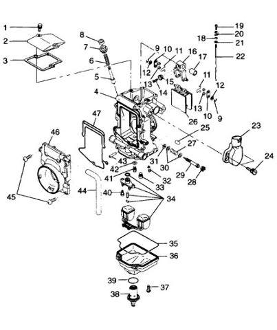 Polari Carb Diagram