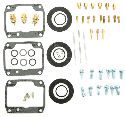 Polaris Indy 650 Snowmobile Carburetor Rebuild Kit 1003-1551