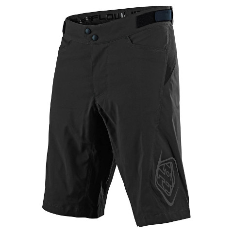 Troy Lee Designs Flowline Black MTB Trail Shorts - Size 30-36